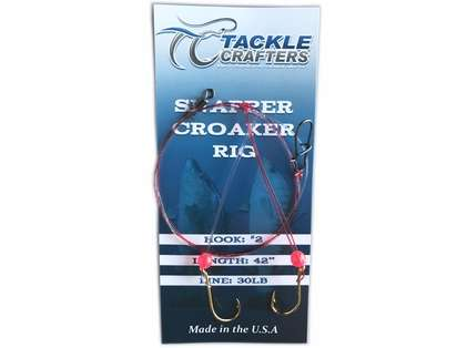 Tackle Crafters Snapper Croaker Pro Rig
