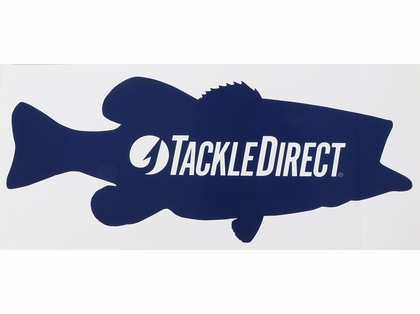 TackleDirect Bass Decals