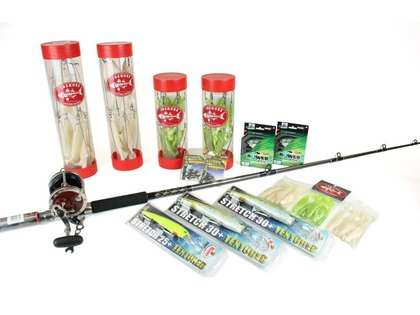 TackleDirect Braid Trolling Package