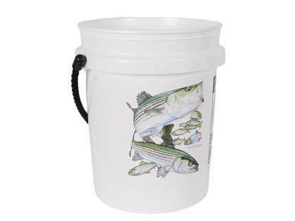 TackleDirect Bucket - Striped Bass