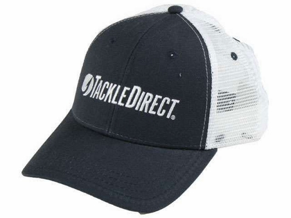 TackleDirect Custom Low Crown Hat Carolina/White