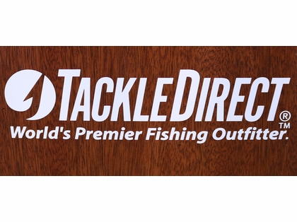 TackleDirect Die Cut Vinyl Logo Decals