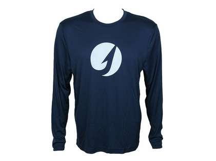 TackleDirect Hook Logo Men's Performance LS Shirts