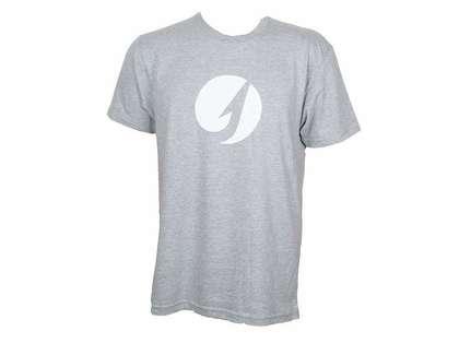 TackleDirect Hook Logo Men's T-Shirt - Heather Gray - Size 3X-Large