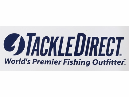 TackleDirect Logo Decal - 10