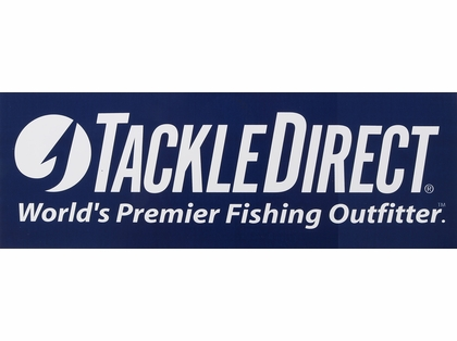 TackleDirect Logo Decals