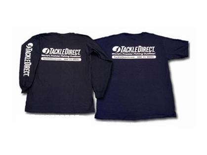 TackleDirect Logo Tees