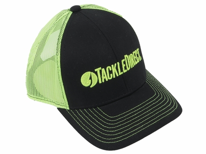 14f28f39c2d41 TackleDirect Logo Trucker Cap