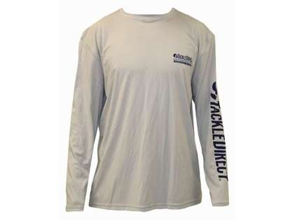 TackleDirect Multi Fish Denali  Performance Long Sleeve Tee - 2XL