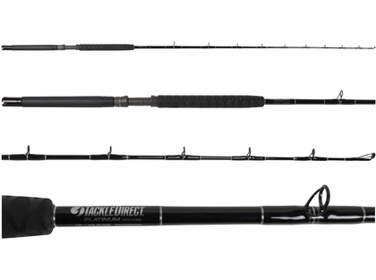 TackleDirect Platinum Hook Conventional Kingfish Rods