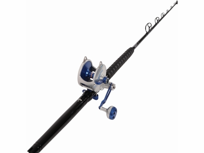 Accurate Valiant BV2-1000 / TackleDirect Platinum Hook Standup Combo