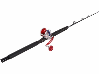 Accurate Valiant BVL-600S / TackleDirect Platinum Hook Sailfish Combo