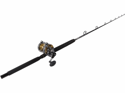 Shimano Tyrnos 30  / TackleDirect Platinum Hook White Marlin Combo