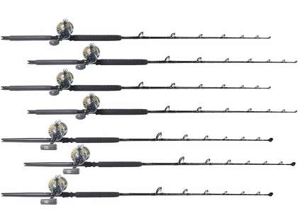 Shimano Tyrnos / TackleDirect Platinum Hook Canyon Ready Package