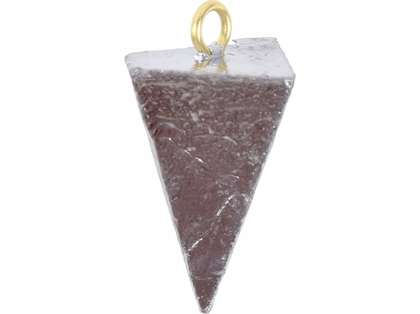 TackleDirect Pyramid Sinker - Unpainted
