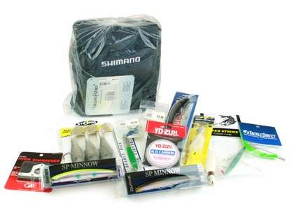 TackleDirect Striper Surf Fishing Kit