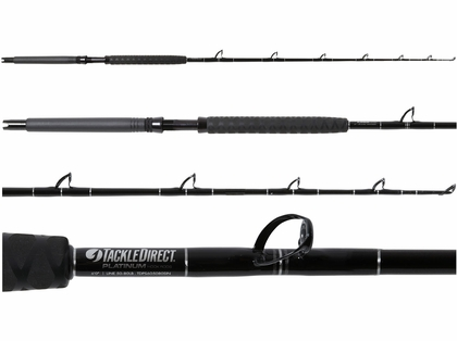 TackleDirect TDPS605080SIN Platinum Hook Conventional Standup Rod