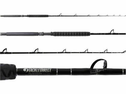 TackleDirect Platinum Hook Conventional White Marlin Rod