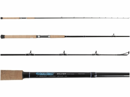 TackleDirect TDSSC701MHT Silver Hook Series Inshore Conventional Rod