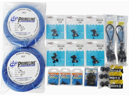 TackleDirect Triple Halyard Outrigger Rigging Kits