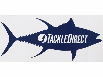 TackleDirect Tuna Decals