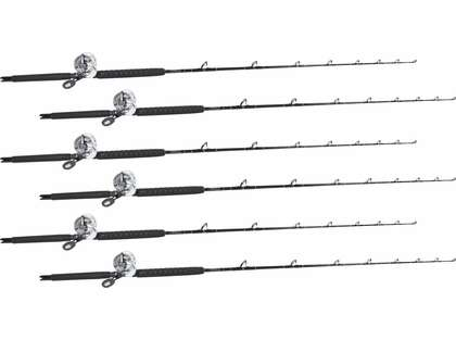 TackleDirect White Marlin Dink Rod Packages