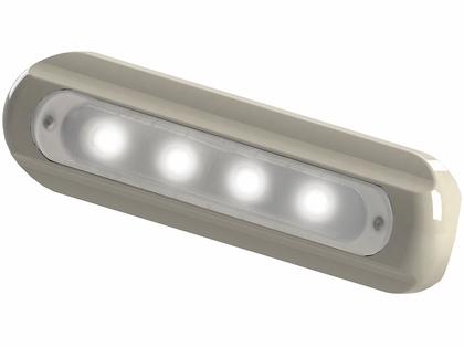 Taco 4-LED Deck Light - Flat Mount