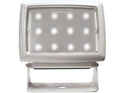 TACO Low Voltage LB40 Blaster Light, 40W, White - LB40-WHA-012-00