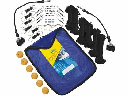 TACO Premium Braid Triple Rigging Kit