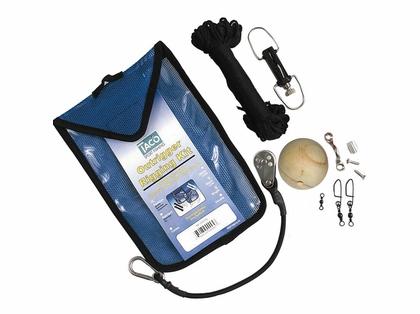 TACO Outrigger Premium Center Rigging Kit - RK-0001PCB