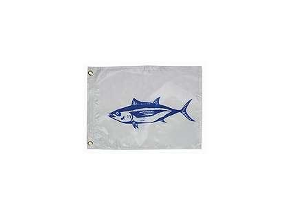 Taylor Made Tuna Fish Flag