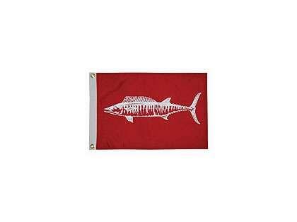 Taylor Made Wahoo Fish Flag