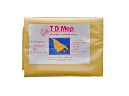 TD Mops TDMCC-LG 'The Wringer' Large Chamois Cloth