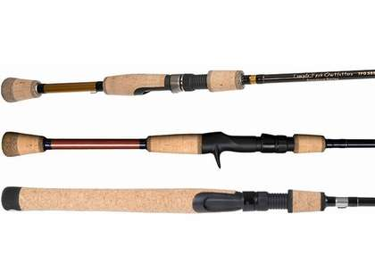 Temple Fork Outfitters Gary Loomis Signature Casting & Spinning Rods
