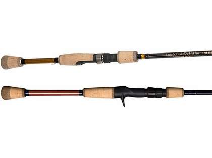 Temple Fork Outfitters Gary Loomis Signature 2 & 3-Piece Travel Rods