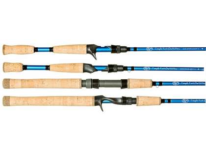 Temple Fork Outfitters Gary's Tactical Series Inshore Rods