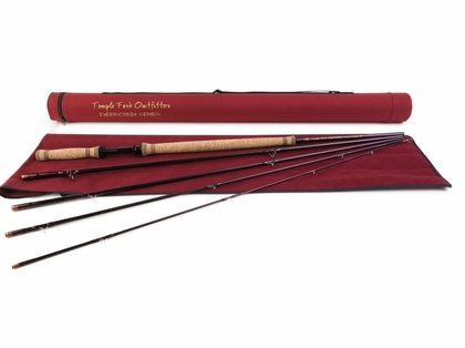 Temple Fork TF 056 126 5 DC Deer Creek Spey Fly Rod - 5-6WT - 12ft 6in