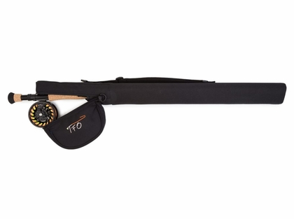 Temple Fork TF 056 90 4 NXT Z Fly Rod Kits - 5-6WT - 9 ft.