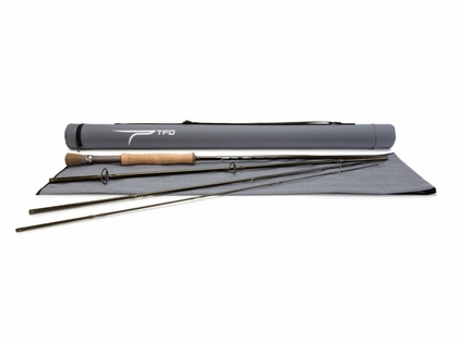 Temple Fork TF 07 90 4 A2 Axiom II Fly Rod - 7WT
