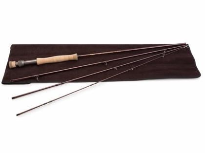 Temple Fork TF 07 90 4 M Mangrove Fly Rod - 7WT
