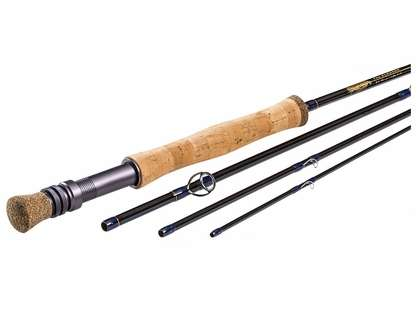 Temple Fork TF-09-90-4-C Clouser Series Fly Rod - 9ft - 9 Weight