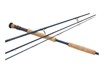 Temple Fork TF-BW-HD-4 Lefty Kreh Bluewater Series Rod - 8ft 6in