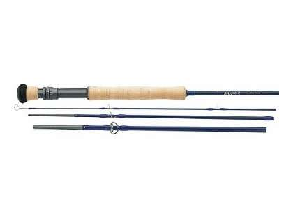 Temple Fork TF07904X Lefty Kreh TiCr Series Fly Fishing Rod