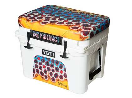 Tempress Cushion/Wrap Combo for Yeti Tundra Cooler 45qt