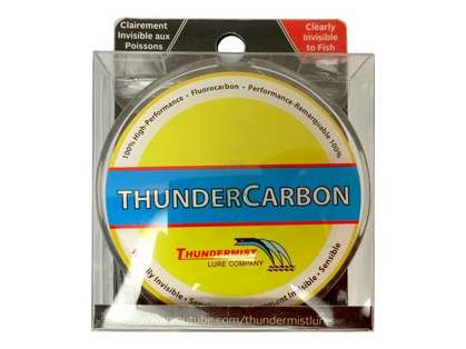Thundermist FLU-6 ThunderCarbon Fishing Line - 200 yd - 6 lb Test