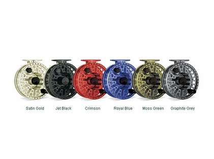 Tibor Gulfstream Fly Reel - Custom Colors