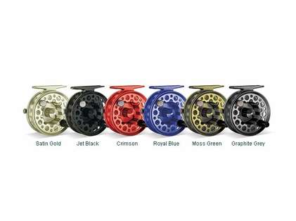 Tibor Light Tail Water Fly Reel - Custom Colors