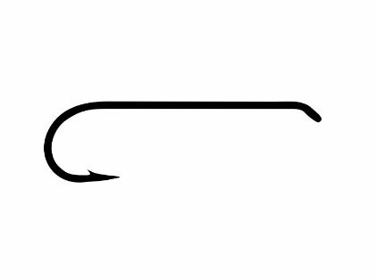 Tiemco TMC 5263 Nymph & Streamer Hooks