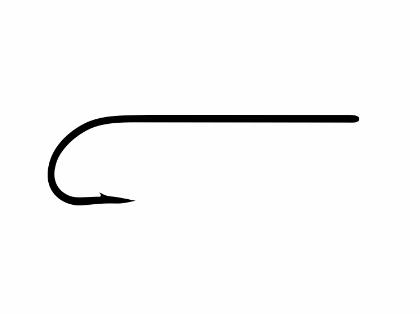 Tiemco TMC 9395 Heavy Streamer Fly Hooks