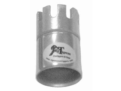 Tigress 88687 Stainless Steel Swivel Rod Holder Adaptor